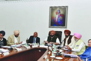 Captain Amarinder approves setting up of startup hub in state
