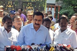 PMK urges TN Governor to call for report on graft charges