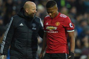 Jose Mourinho updates on Antonio Valencia's injury