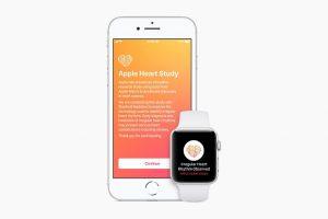 "Apple Watch gets new ""Apple Heart Study"" app to detect, notify irregular heartbeat"