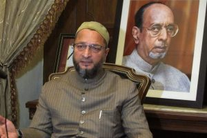 Let PM Modi arrest those involved in Pakistani meddling in Gujarat polls: Owaisi
