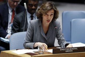 UNESCO chief regrets Israel's withdrawal