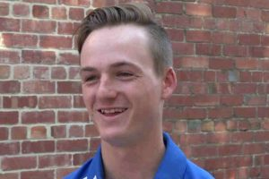 U-19 Cricket World Cup: I'm aiming to test myself against the best players, says Austin Waugh