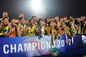Hockey World League Final: Australia beat Argentina to clinch title