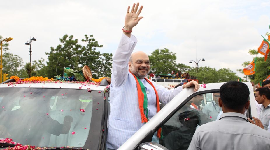 BJP President, Amit Shah, Amit Shah Jammu visit, Bharatiya Janata Party