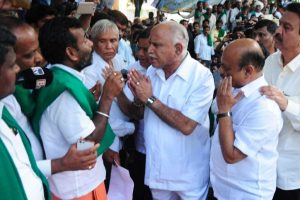 Congress, BJP spar in Karnataka over Mahadayi water row