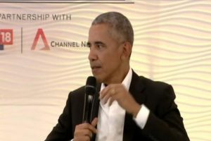 HTLS 2017: I am first American president to have recipe for 'daal', says Obama