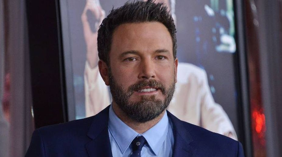 Ben Affleck, Lindsay Shookus, Shoes, Girlfriend