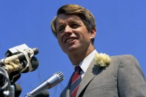 Jack and Bobby Kennedy's curious intertwined lives and fates
