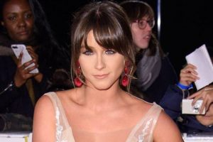 Dancing on Ice has made me more girly: Brooke Vincent