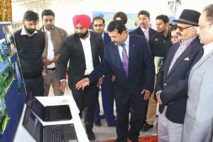 Chandigarh parking lot becomes rooftop solar power plant