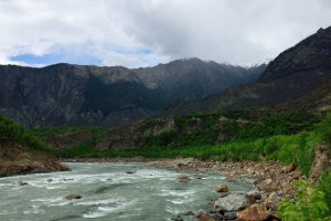 Will maintain communication with India over rivers: China