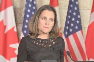 Canada expels Venezuelan diplomat in retaliation