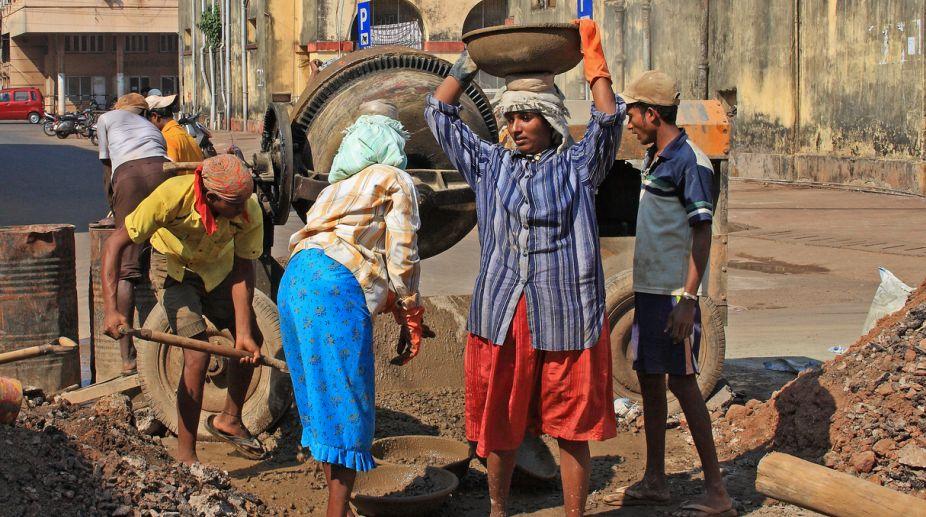 Construction, Bihar, Sand-crisis