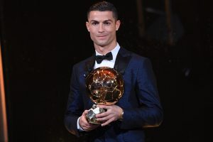 Cristiano Ronaldo thanks teammates, family on Instagram after scooping 5th Ballon d'Or