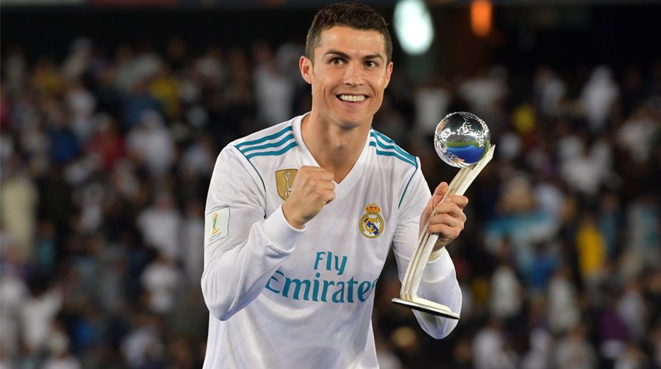 Cristiano Ronaldo Real Madrid CF
