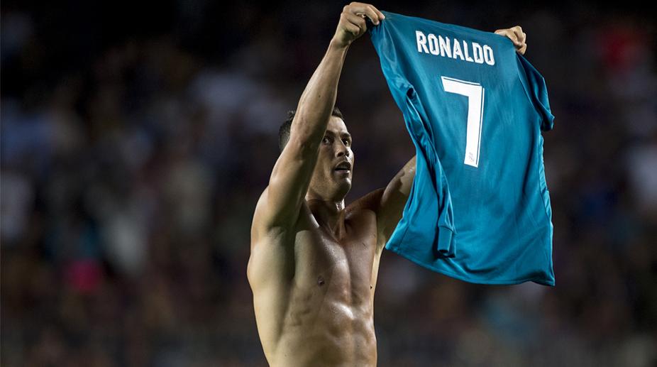 Cristiano Ronaldo, Real Madrid C.F., La Liga, Real Madrid vs Barcelona, El Clasico