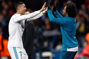 Champions League: Cristiano Ronaldo sets new record in Real Madrid win