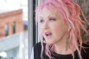 Getting dressed shouldn't feel like torture: Cyndi Lauper