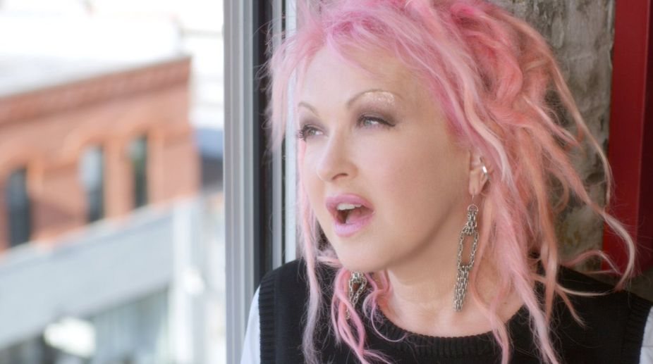 Cyndi Lauper, Fashion, Music, Clothing
