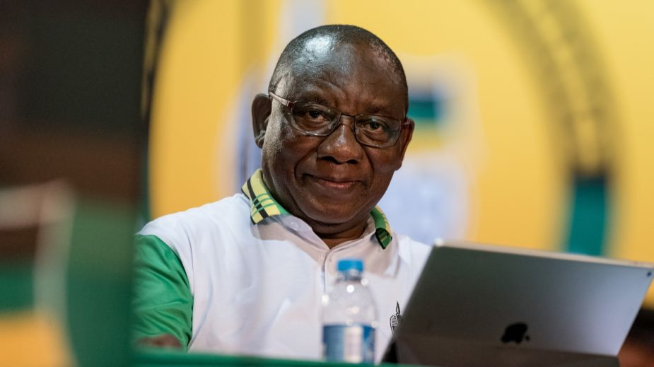 South Africa, Cyril Ramaphosa, ANC Party, Unity