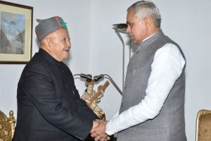 Virbhadra resigns as Himachal CM after party's defeat