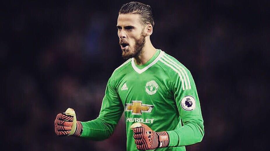 Premier League, Manchester United F.C., David de Gea