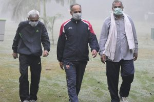 Two days after moderate rain, NCR air quality again 'very poor'