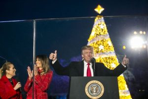 Trump sends Christmas greetings to US troops deployed abroad