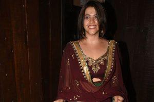 I hate politics: Ekta Kapoor