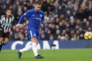 Hazard wins Belgian player of the year award