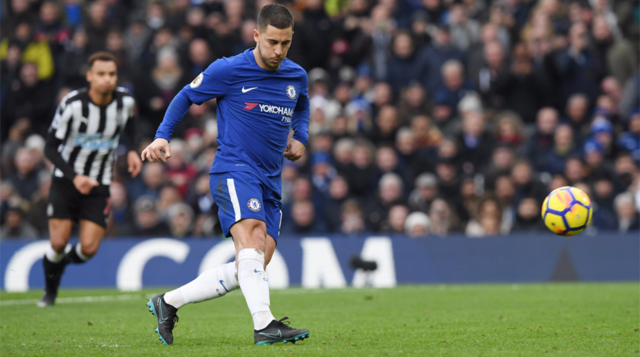 Eden Hazard, Chelsea F.C., Premier League