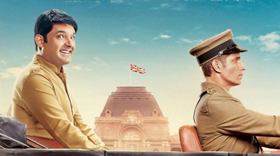 Firangi movie review: Kapil Sharma film is deliriously enjoyable