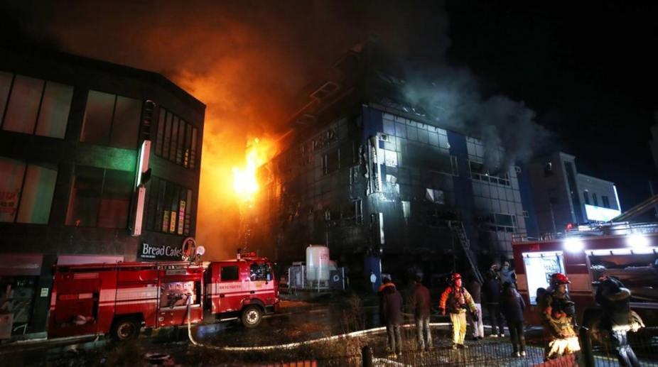 Maharashtra fire