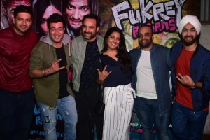 Box Office Collection: Fukrey Returns crosses 70 crores mark