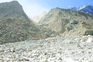 No lake formation at Gaumukh: Experts