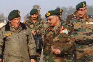 Army chief Bipin Rawat in Jammu to review anti-terror operation