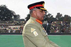 Gen Bajwa's gesture