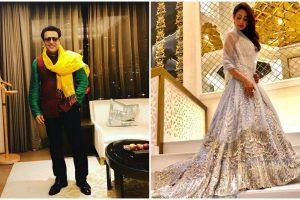 Govinda, Sridevi steal limelight at awards show in Dubai