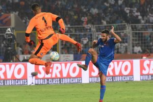 Goalkeeper Gurpreet Sandhu handed two-match suspension, fined