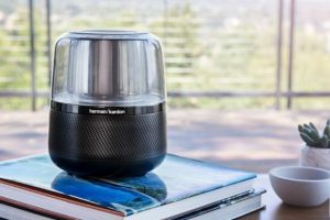 Harman Kardon Allure premium voice-activated speaker launched in India at Rs. 22,490