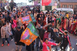 Bittersweet win for BJP in Himachal, as top leaders fail