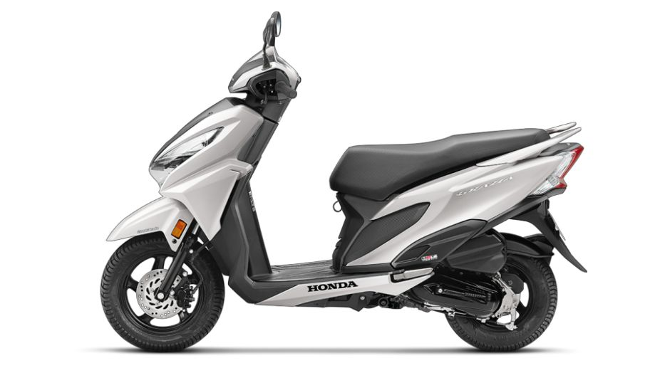 Over 15,000 Honda Grazia sold in just 21 days of launch