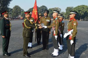 UP tops list as 487 officers graduate from Indian Military Academy