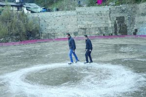 Weather uncertainty hovers over natural ice skating rink in Shimla