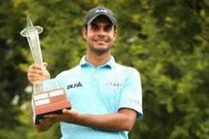 Shubhankar Sharma wins Joburg Open, books ticket to The Open
