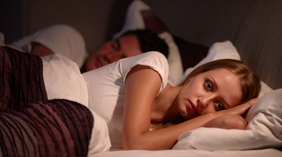 Amber-tinted glasses may help prevent insomnia