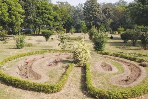 Honour for botanical garden of Jammu varsity