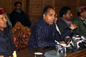 Himachal: No tired, retired officials in BJP govt, says Jai Ram Thakur