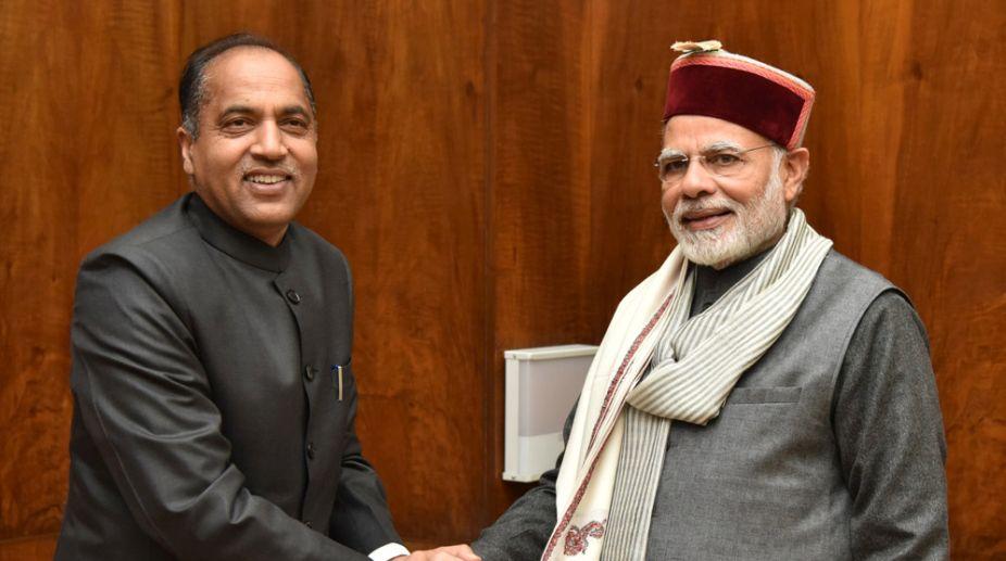 Jai Ram Thakur, Himachal Pradesh, Prime Minister, Narendra Modi